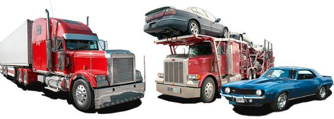 Open and Enclosed Auto Transport
