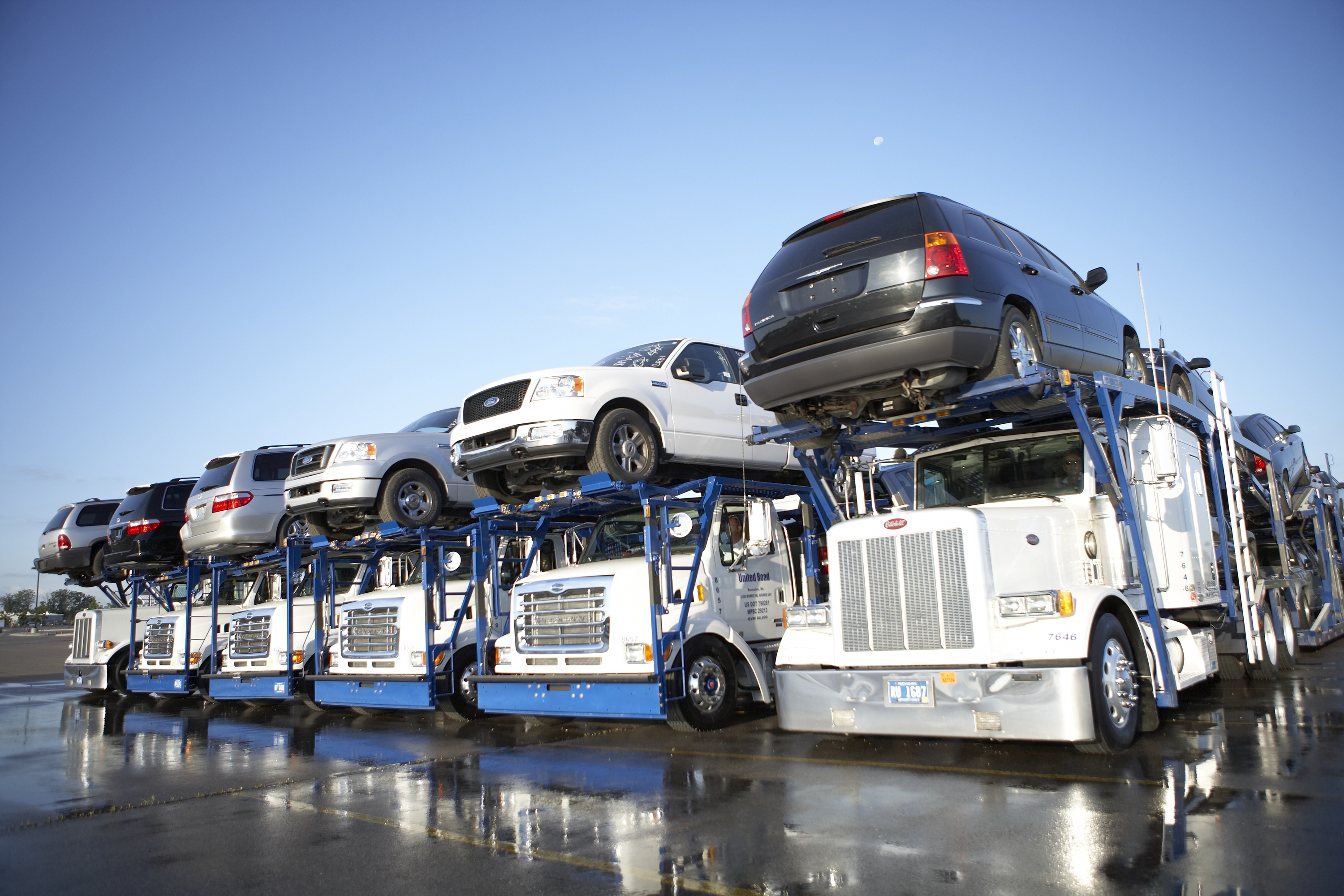 Vehicle Shipping Quotes New York & New York City Auto Transport